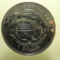 Liberia 1 Dollar 1997 - Liberia