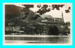 A838 / 029 74 - ANNECY Monastere De La Visitation Et Le Lac - Annecy