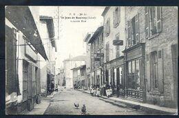 CP ANCIENNE REF010820.....SAINT JEAN DE BOURNAY - Francia