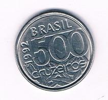 500 CRZEIROS 1992 BRAZILIE /6043/ - Brazil