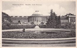 Brussel- St Josse Ten Noode  Jardin Botanique   Uitgave FSmeyers - Foreste, Parchi, Giardini