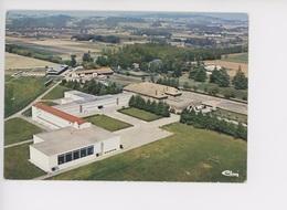 Sainte Livrade Sur Lot : Le Lycée Agricole (combier Cp Vierge - Aérienne) - Non Classés