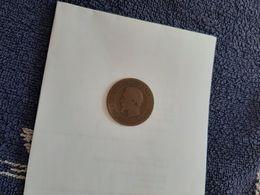 10 Centimes  De 1855A - France