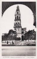 CORDOBA - ANDALUCIA - ESPANA - POSTAL ANTIGUA 1937 - TAMPON ANTIGUO. - Córdoba