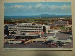 AEROPORT / AIRPORT / FLUGHAFEN      DUBLIN  AER LINGUS  B 747 / B 737 - Aerodromi