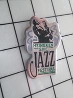 1620 Pin's Pins / Beau Et Rare / THEME : MUSIQUE / JAZZ HEINEKEN FESTIVAL SAXO - Musik