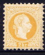 AUSTRIA, NO. 34, MVLH - Neufs