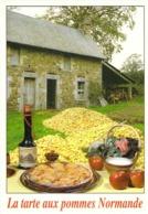 RECETTE - La TARTE Aux Pommes Normande - Editions Normandes LE GOUBEY - Recetas De Cocina