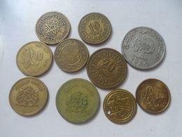 LOT Monnaies Arabe 10 Pcs - Lots & Kiloware - Coins