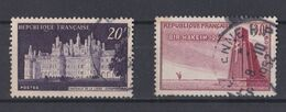 FRANCE   Y&T N ° 924 ET 925   Oblitéré - France