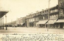 SPA - Place De La Gare - Oblitération De 1905 - Nels, Série 27, N° 72 - Spa