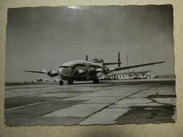 AEROPORT / AIRPORT / FLUGHAFEN      MARSEILLE  MARIGNANE  BREGUET PROVENCE   AIR FRANCE - 1946-....: Ere Moderne