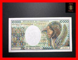 CAMEROUN 10.000 10000 Francs  1990  P. 23  VF+ - Cameroon