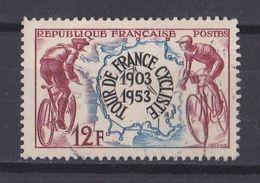 FRANCE   Y&T N ° 955  Oblitéré - France