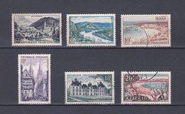 FRANCE   Y&T N ° 976 A 981   Oblitéré - France