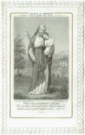 """Ancienne Image Pieuse. Canivet. Ed.Bonamy, Poitiers.  """"Allez à Joseph."""" - Images Religieuses"""