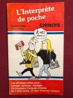 L'INTERPRETE DE POCHE - CHINOIS - Libros, Revistas, Cómics