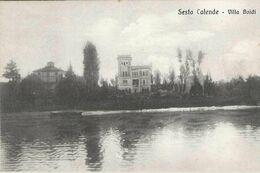 Sesto Calende - Villa Boidi - Varese - HP1582 - Varese