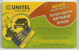 =  UKRAINE  - 9  UNITS - TIRAGE  250 000 = ( Nr. 0006 ) - Ukraine