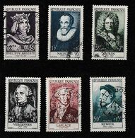 FRANCE - N° 1027 / 1032 - La Série - Valeur Catalogue : 140.00 € - France