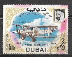 USED STAMP  UAE , DUBAI - Dubai