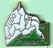 @@ Judo Lutteurs De SAINT GIRONS Ariège @@sp284b - Judo