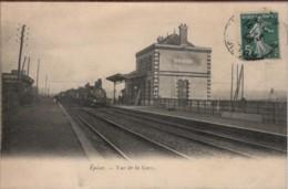 78 - ÉPÔNE - Vue De La Gare - Epone