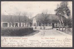 AK - Allemagne,  Gruss Aus Nordseebad Dangast.  Ant.Toben's Gasthof - Varel