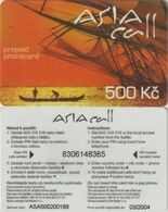 126/ Czech Republic; Prepaid, C66. Net Master, Serie ASA - Tchéquie