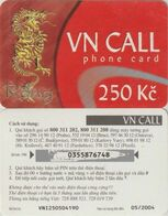 136/ Czech Republic; Prepaid, C79. Net Master, Serie VNI - Tchéquie