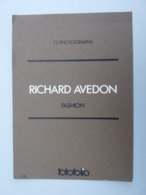 Série Complete 12 Cartes RICHARD AVEDON  Fashion - Illustratori & Fotografie