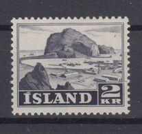 Iceland 1950 - Michel 269 Mint Hinged * - Unused Stamps