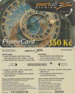 143/ Czech Republic; Prepaid, C94. Net Master - Advantel, Serie PS - Tchéquie