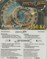 144/ Czech Republic; Prepaid, C94. Net Master - Advantel, Serie PU - Tchéquie