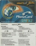 148/ Czech Republic; Prepaid, C121. Net Master - Advantel, Serie 0030 - Tchéquie