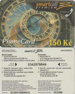 149/ Czech Republic; Prepaid, C125. Net Master - Advantel, Serie 0090 - Tchéquie
