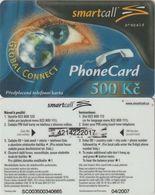 151/ Czech Republic; Prepaid, C130. Net Master - Advantel, Serie 0034 - Tchéquie