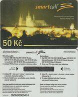 153/ Czech Republic; Prepaid, A6. Net Master, Serie 050N, Mint - Tchéquie