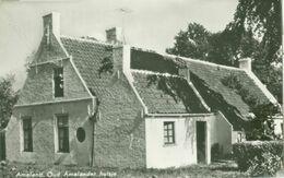 Oud Amelander Huisje Te Nes - Gelopen. (van Leer) - Ameland
