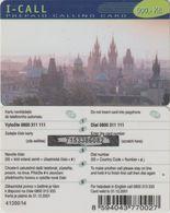 160/ Czech Republic; Prepaid, C5. Nextra - Tchéquie