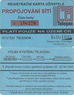 166/ Czech Republic; Prepaid, P2. Telegon - Tchéquie
