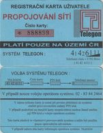 167/ Czech Republic; Prepaid, P3. Telegon - Tchéquie