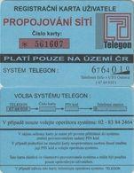 168/ Czech Republic; Prepaid, P4. Telegon - Tchéquie