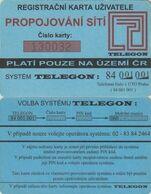 170/ Czech Republic; Prepaid, P5. Telegon, PIN Without * - Tchéquie