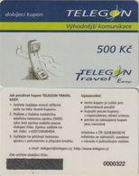 171/ Czech Republic; Prepaid, A1. Telegon - Tchéquie