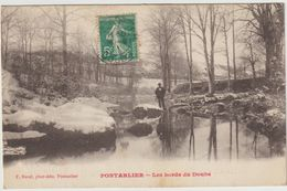 Pontarlier-Les Bords Du Doubs .-(D.8157) - Pontarlier