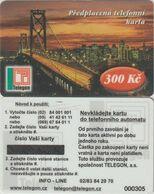 172/ Czech Republic; Prepaid, C1. Telegon, Mint - Tchéquie