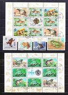 20 Marken Motiv Frosch + Kroete In Unterschiedlichen Erhaltungen (96376) - Frogs