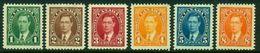 """-Canada-1937-  """"King George VI"""" (MH *) - 1937-1952 Règne De George VI"""