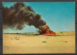 SAUDI ARABIA POSTCARD ,VIEW CARD DHAHRAN OIL EXPLORATIONS - Arabie Saoudite